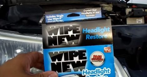 wipe new customer reviews Choose advance auto parts for headlight restore by wipe new - hdlcal/ hdlrtlkt ask a question, get answers from real customers and in-house experts or the packet with the acetone wipe is sufficient to do many sets of lenses so i recommend to prep at least one or two other sets of headlights, even if they your.